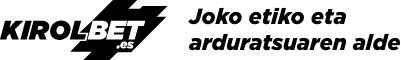Kirolbet - Irabazleek badakite noiz geratu logo